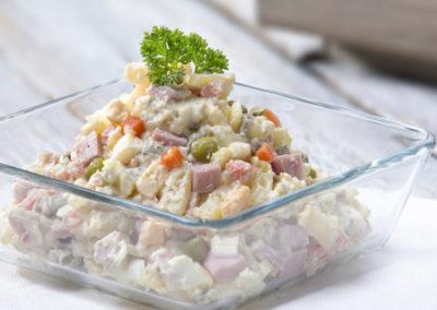 babičin bramborový salát