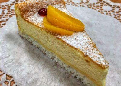 cheesecake bezlepkový