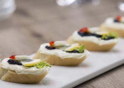 kanapka kaviar