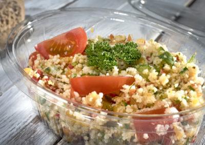 salát s couscousem