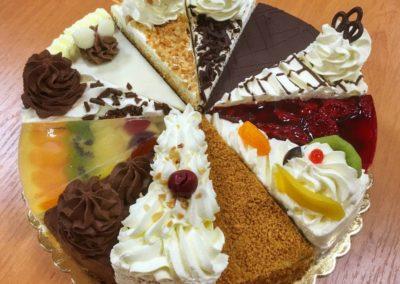 složený dort 1
