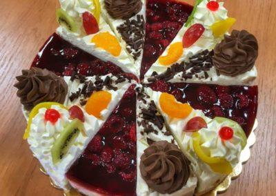 složený dort 2